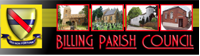 Great Billing Parish Council Banner